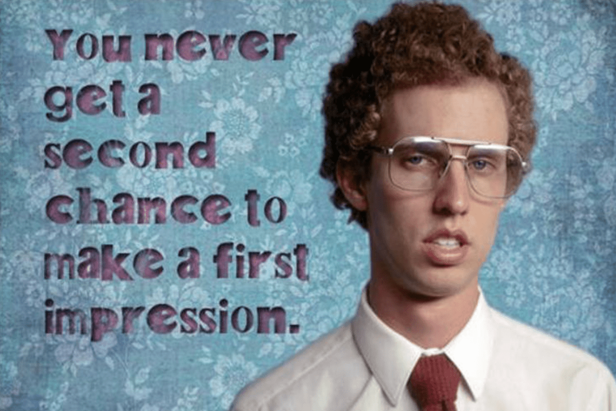 Are Bad First Impressions Holding You Back?