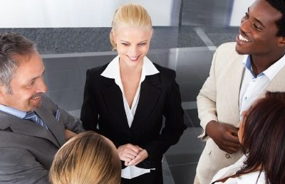 Building Rapport: The Importance of the First 15 Seconds