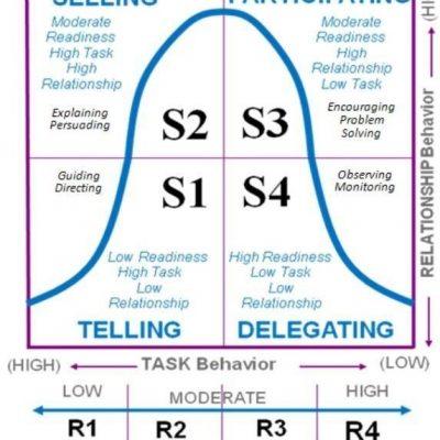 The 4 SLT Leadership Styles