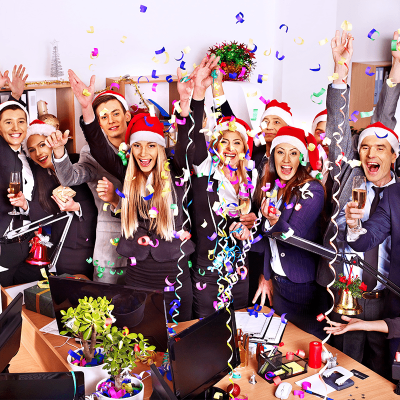 Christmas Parties – A Chance to Build your Network