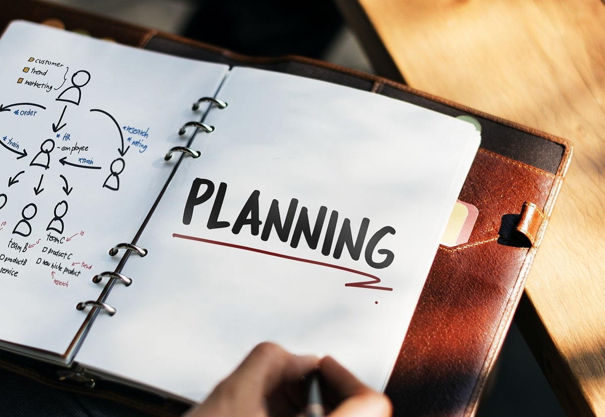 Planning for the Future, Today